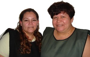 Rossy Tapia and Patty Reyes are ready to put you in relaxation Nirvana